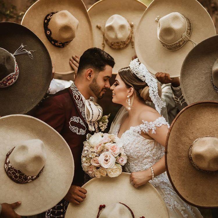 Sesión fotográfica vaquera para esposos