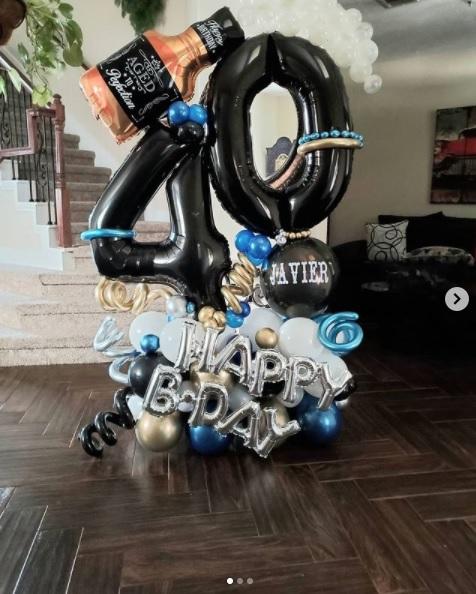 Como decorar una fiesta en casa para hombre