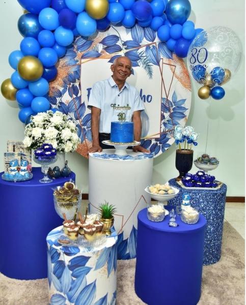 Fiestas de cumpleaños para personas mayores