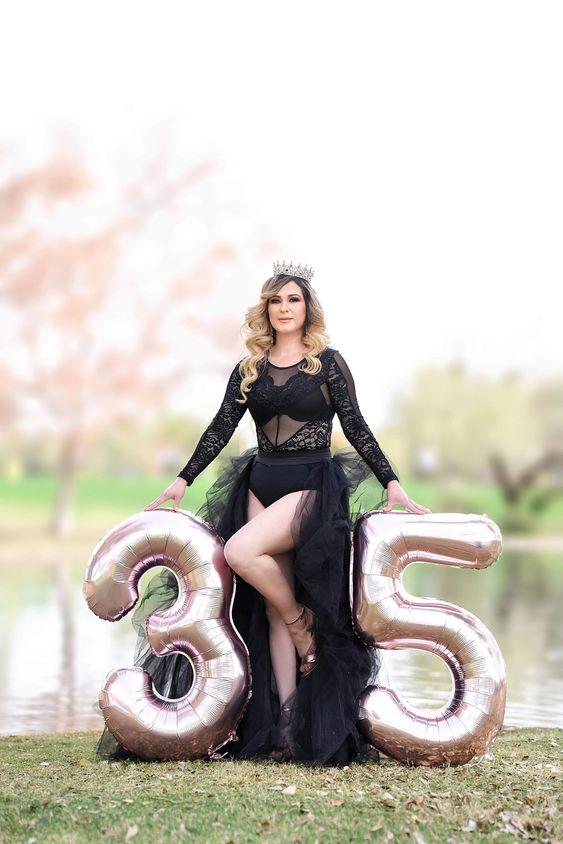 Ideas para fiesta de 35 años de mujer