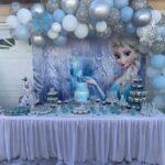 Como decorar una fiesta de frozen