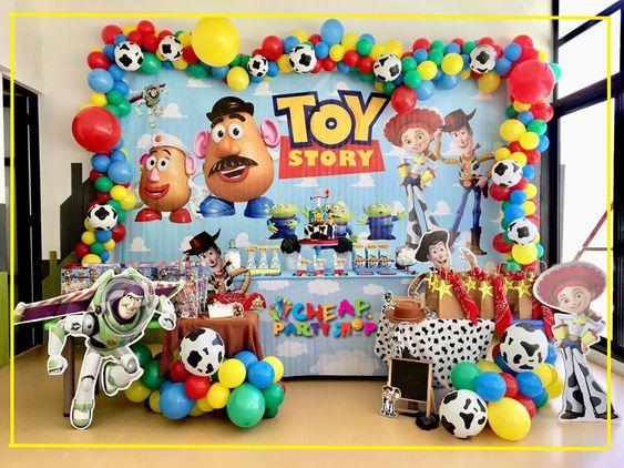 Ideas para Fiesta de Toy Story