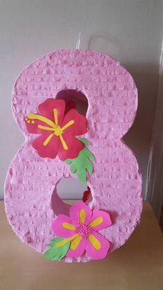 Piñatas para fiesta temática de lilo y stitch
