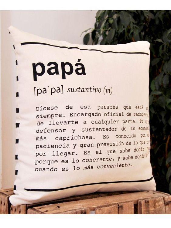 Regalos personalizados para el día del padre