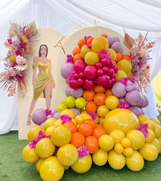 Tendencias en decoración de fiestas