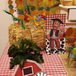 Fiesta temática de la granja de Zenón