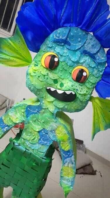 Piñatas de Luca Disney