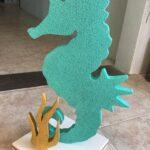 Fiesta infantil temática de Sirena