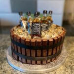 Fiesta para hombre temática de Jack Daniels